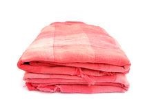 Blanket pink Royalty Free Stock Photos