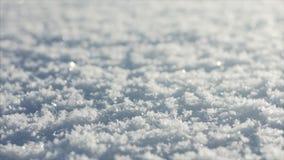 Blanket of snow