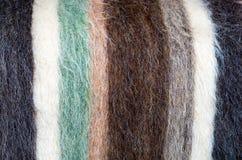 Blanket of wool Stock Image