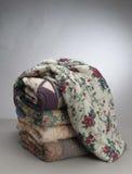 Blankets Royalty Free Stock Photo