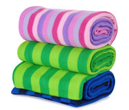 Blankets. Royalty Free Stock Images