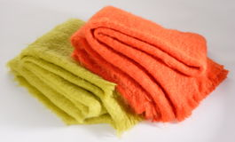 Blankets Stock Images