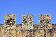 Blanks Venetian fortress walls Stock Photography
