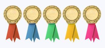 Blankt certifikat royaltyfria foton