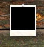 blankt ramfoto Fotografering för Bildbyråer