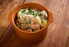 Blanquette de veau Royalty Free Stock Photography