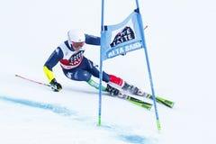 BLARDONE Massimiliano en la taza Men' de Audi Fis Alpine Skiing World Imagenes de archivo
