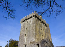 Blarney Castle. In Co.Cork, Republic Of Ireland, home to world famous Blarney Stone Stock Photos