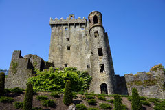 Blarney Castle. Beautiful ancient Blarney Castle in Ireland Royalty Free Stock Image