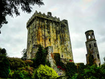 Blarney Castle. Cork,Ireland...home of the famous Blarney stone Stock Images