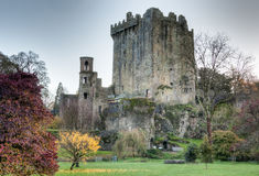 Blarney Castle in County Cork, Ireland Stock Photos