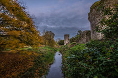 Blarney Castle. The home of the Blarney Stone Royalty Free Stock Photo
