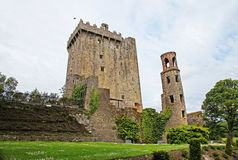 Blarney Castle in Ireland stock images