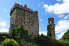 Blarney Castle of Ireland Stock Photography
