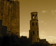 Blarney Castle Ireland. Blarney Castle County Cork Ireland with tower Stock Image
