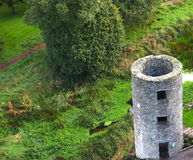 Blarney Castle Ireland. Tower and grounds at Blarney Castle County Cork Ireland Royalty Free Stock Photos