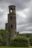 Blarney Castle 1696. Blarney Castle & x28;Irish: Caisleán na Blarnan& x29; is a medieval stronghold in Blarney, near Cork, Ireland, and the River Martin. Though Royalty Free Stock Photos