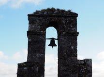 Blarney Castle Keep Bell Tower Ireland. Blarney Castle keep bell tower County Cork Ireland Royalty Free Stock Photo