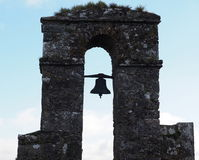 Blarney Castle Keep Bell Tower Ireland. Blarney Castle keep bell tower County Cork Ireland Royalty Free Stock Images