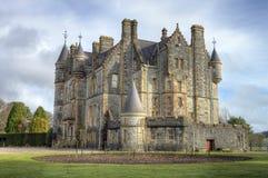 Blarney House, Ireland. stock photo