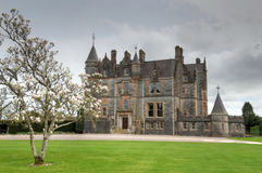 Blarney House in Ireland Stock Image