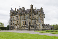 Blarney Manor House. The stately and historic Irish Blarney Manor House located in Cork County Ireland that is a tourist destination Stock Photos