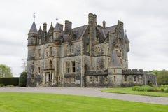 Blarney rezydenci ziemskiej dom zdjęcia stock
