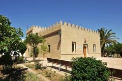 Blas Infante house, Coria del Rio, Seville province, Andalusia, Spain Stock Images