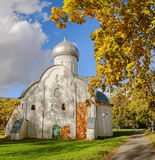 Blasius church Stock Image