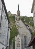 Blasiuskirche church in Salzburg, Austria Royalty Free Stock Photos