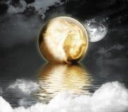 blask księżyca obrazy royalty free