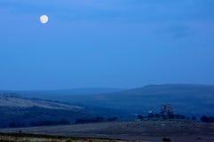 Blask księżyca cumuje obrazy royalty free