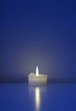 blask świecy Obrazy Stock