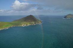 The Blasket islands, Dingle, Co Kerry Ireland Royalty Free Stock Photography