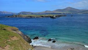 Blasket wyspa Zdjęcia Royalty Free