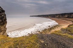Blast Beach from Noses Point Royalty Free Stock Photography