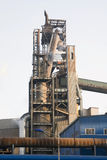 Blast Furnace - Symbol Of Industry Stock Photography