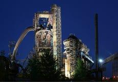 Blast furnaces royalty free stock photo