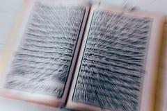 Blast zoom School book For Religion Islam. Islamic education Royalty Free Stock Image