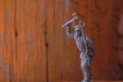 Blaszany żołnierz Zdjęcie Royalty Free