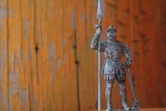 Blaszany żołnierz Zdjęcie Stock