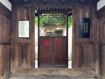 Blaszecznicy Xianzu pomnik fotografia stock