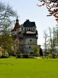 blatna城堡 库存照片
