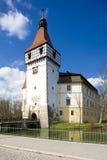 Blatna Castle Stock Photo