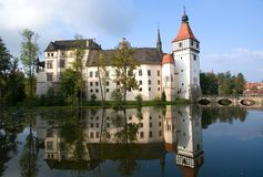 Blatna, Czech republic Royalty Free Stock Images