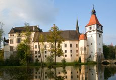 Blatna, Czech republic Royalty Free Stock Photos