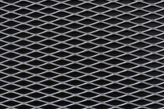 Blatt des Metalls Stockbild