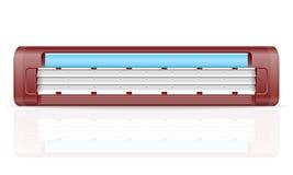 Blatt für razer Vorrat-Vektorillustration Lizenzfreies Stockfoto