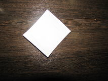 Blatt Papier stockfotografie