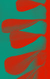 Blatt Scion Stockbild